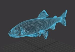 Convert Triangulated Mesh into Quads in 3ds Max
