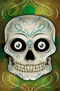 Create Pseudo-Sugar Skull in Illustrator