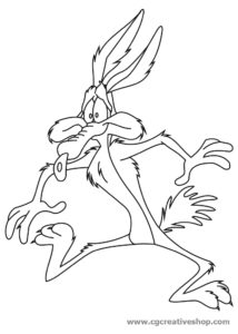 Willy il coyote (Wile coyote)