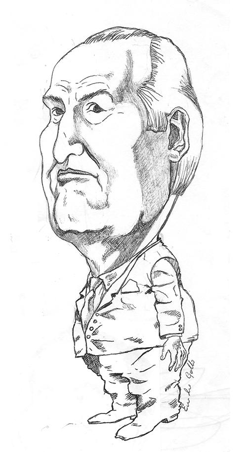 Oscar Luigi Scalfaro, Presidente della Rapubblica Italiana