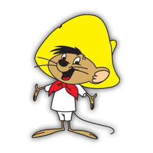 Speedy Gonzales Free Vector download