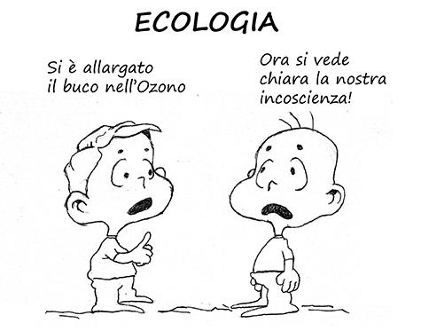 Un buco nella coscienza ecologica