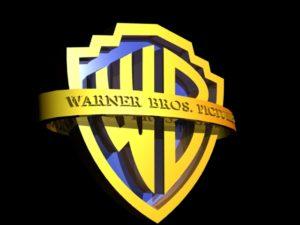 Warner Bros Logo 3D Free Object Download