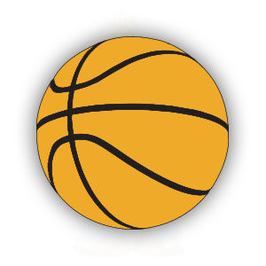 Basketball (Ball) Free Vector download