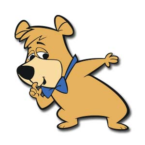 Boo-Boo Bear (Hanna-Barbera) Free Vector download