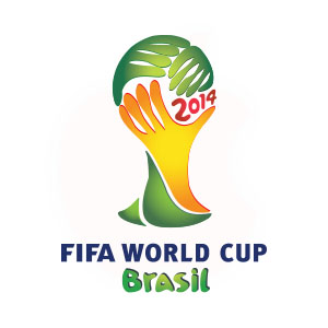 Brazil 2014 FIFA World Cup Free Vector download