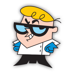 Dexter's Laboratory Free Vector download