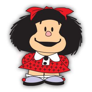 Mafalda (Quino) Free Vector download