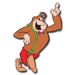 Magilla Gorilla (Hanna-Barbera) Free Vector download