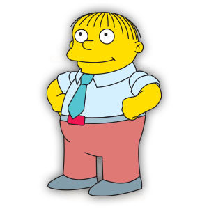 Ralph Wiggum (The Simpson) Free Vector download