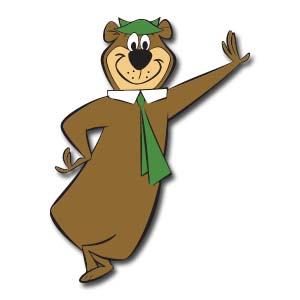 Yogi Bear (Hanna-Barbera) Free Vector download