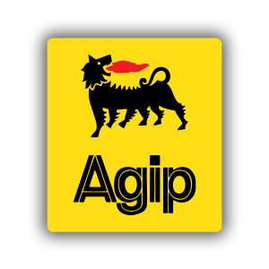 Agip Petroil Free Vector Logo download