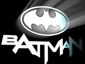 Batman Dark Knight Logo 3D Free download