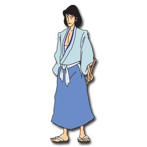 Goemon Lupin's gang free vector download