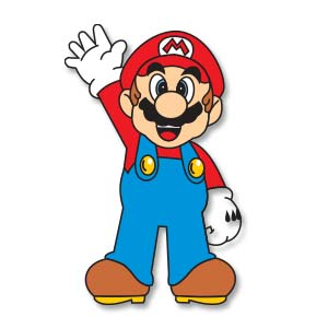 Super Mario Bros Free Vector download