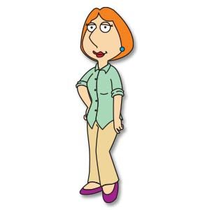 Lois Griffin Free vector download