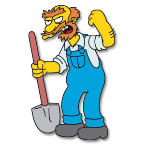 willie groundskeeper the simpsons