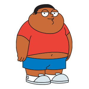 Cleveland Brown Jr. Free Vector download