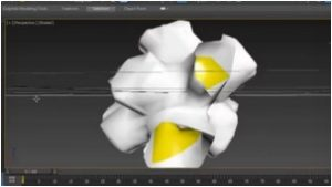 modeling popcorn in 3ds Max