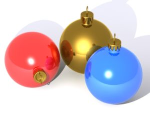 Ornament Christmas Ball Free Object download