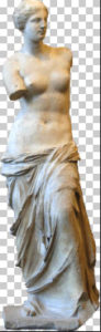 Venus de Milo Free PSD download