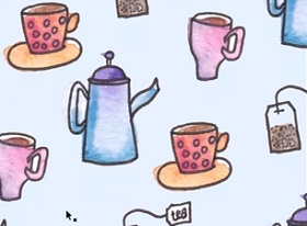 Vectorize Watercolor Doodles in Illustrator