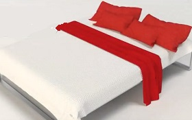 Bed Sheets in 3ds Max