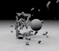 breaking objects in Cinema 4D