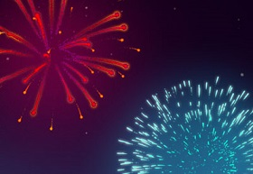 Create a Firework in Adobe Photoshop
