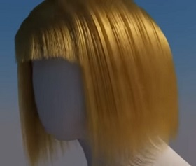 Create Hair in 3ds Max