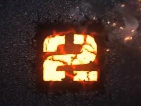 Logo Flame in Cinema 4D