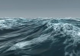 create realistic ocean in maya