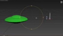 Missile System in 3ds Max