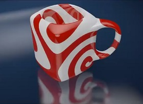 Make a Coffee Cup in Cinema 4d