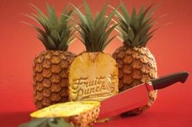pineapple in cinema 4d