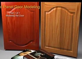 Raised Panel Door in 3ds Max