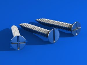 Screws 3D Free Objects download