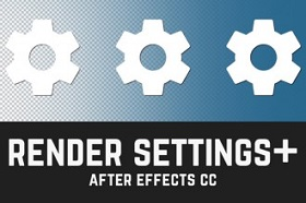 Rendering with Alpha Channel in After Effects
