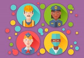 Create Profession Avatars in Adobe Illustrator