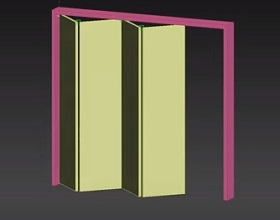 Modeling and Animating Door in 3ds Max