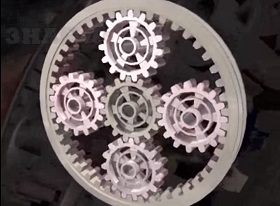 Creating an Epicyclic Gear in 3ds Max