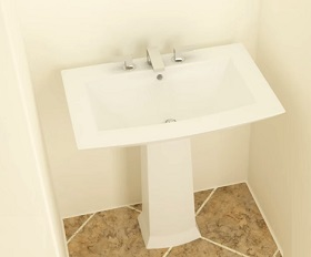 Modeling Pedestal Sink in Autodesk 3ds Max