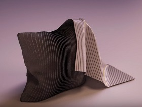Modeling pillow & cover in 3ds Max