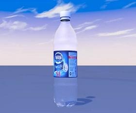 Plastic Bottle Modelling in Cinema 4D