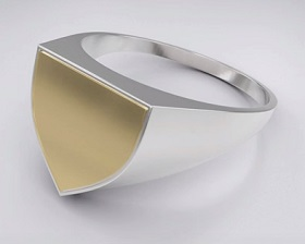 Modelling a Realistic Ring in Cinema 4D