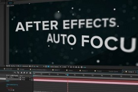 Link Focus Distance to Layer in After Effects