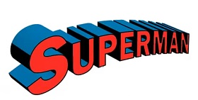 Create Superman Text Logo using Illustrator