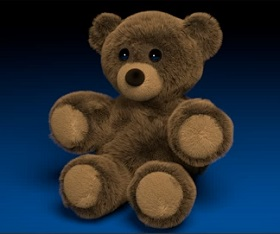 Model a Teddy Bear 3D with Blender