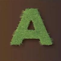 Create Vector Grass Text in Adobe Illustrator