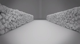 Modeling a Wall of Rock in Autodesk 3ds Max